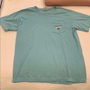 Comfort Colors Tops - texas a&m tshirt